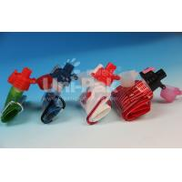 Custom  Stand Up Plastic Water Collapsible Water Bags with spout Manufactures