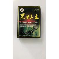 China black Ant King tin penis pills (10 tablets ) male sexual enhancement tablets king size male enhancing pills on sale