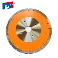 Silent Diamond Cutting Disk Good Performance , Diamond Tools For Granite And Marble Manufactures