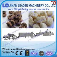 Core Filling Inflating Snacks Machine Manufactures