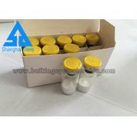 White Powder CJC - 1295 Growth Hormone Peptides For Muscle Growth High Purity Manufactures