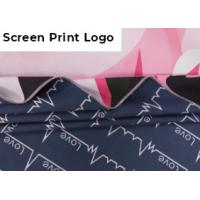 Outdoor Sports Microfiber Suede Towel 80% Polyester 20% Polyamide Transfer Print Manufactures