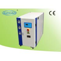 Scroll Compressor Air Cooled Water Chiller CE Certificate Industrial Water Chiller Manufactures