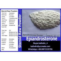 Buy cheap Hormone Steroid Raw Powder Epiandrosterone Steroid For Bodybuilding CAS 481-29-8 from wholesalers