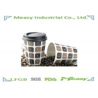 China Common Size Paper Cup Lids / Cover For 7.5oz Paper Hot Coffee Cup on sale