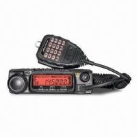 Mobile Radio with LCD Display and CTCSS/DCS Scan Function Manufactures