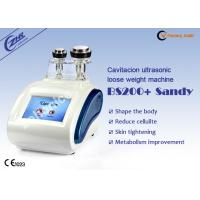 Slimming Portable Sound Fat Burning Machine With Digital Touch Screen Manufactures