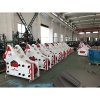 Small Range Civil Engineering Hydraulic Breaker Hammer For 18-20 Ton  Excavator Manufactures