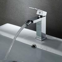 Bath Bidet bathroom basin Faucet Single Hole Swivel bidet aerator, Easy to install Manufactures