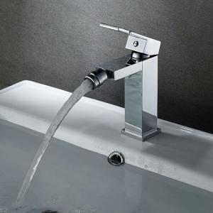 Bath Bidet bathroom basin Faucet Single Hole Swivel bidet aerator, Easy to install Manufactures