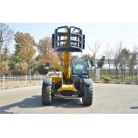 High Efficiency Telescopic Forklift Truck Standard Auxiliary Hydraulic System Manufactures