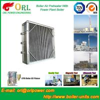 Water Proof Plate Air Preheater / Combustion Air Preheater Hot Water Manufactures