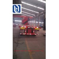 MQH37A XCMG Official Crane Truck Mounted Telescopic Boom Crane With Strong Power Manufactures