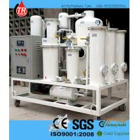 ZJR Multi-functional Double-Stage Transformer Oil Purifier Equipment,oil filtration plant Manufactures