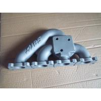 OEM Auto Parts Casting  Vehicle Cast Iron Exhaust Pipe TS16949 Approval for sale