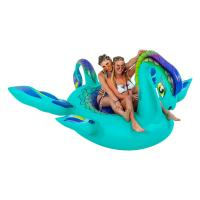 8ft Inflatable Sea Monster Pool Float Fun Kids Swim Party Toy Summer Lounge Raft Manufactures