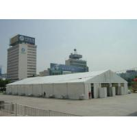 China Permanent White Outdoor Event Tent UV Resistance / Fire Retardant 20 x 25m 20 x 35m wholesale