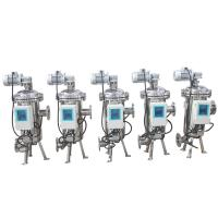 Self Cleaning Suction Brush Industrial Water Filtration For Wast Water Treatment Manufactures