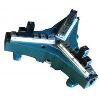 Welding Machine Accessories Manual Chuck For Welding Positioner / Table Manufactures