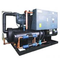 Low temperature water-cooled industrial chiller Manufactures