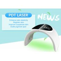 PDT LED Light Beauty Salon Machine For Acne Treat Pigment Removal Manufactures
