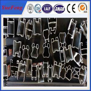 6061/6063 aluminum extrusion,aluminium profile for sliding wardrobe doors,OEM Manufactures