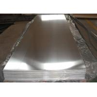 SA-240 316 2B Surface Metal Alloy Plate / Sheet Cold Drawn Plate Thickness 15mm Manufactures
