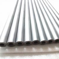China Different Size Blank Tungsten Carbide Rod , Carbide Tube With One Hole on sale