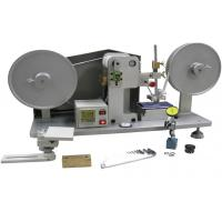 White Color  R.C.A Scroll Abrasion Tester In Abrasion Test Instrument for sale