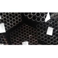 ERW Q195 Q235B  Black Welded Round Steel Pipe for Furniture Pipe Carbon Mild Steel Pipes Manufactures