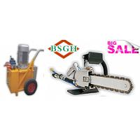 Easy manipulation BS-35pro hand-held diamond chain saw BSGH hydraulic hole saw Manufactures