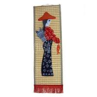 bamboo painting,gifts,handicrafts,furnishings,folk arts,folk crafts,wall hanging,home decoration Manufactures