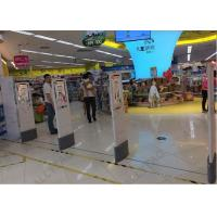 High Sensor Entrance Store Security Gates Aluminum Alloy Prevent Shoplifting Manufactures