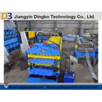 China 5.5kw Glazed Steel Tile Forming Machine for Steel Structure Workshop on sale