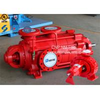 High Efficiency Electric Motor Driven Fire Pump Centrifugal Ductile Cast Iron Casing Manufactures