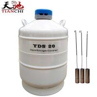 Tianchi Chemical Storage Tank YDS-20 Cryogenic Vessel 20L Liquid Nitrogen Container Manufactures
