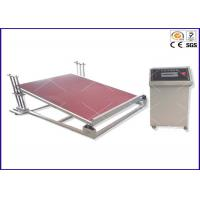 YY1114 Toys Testing Equipment 0 - 15 Degree Inclined Plane Device For Stability Test Manufactures