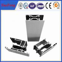 aluminum extrusion profiles for windows and doors Manufactures