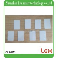China Personalized Blank Card with RFID Chip or Contactless IC Chip 13.56MHz RFID Card MF S50 Blank Contactless Card on sale