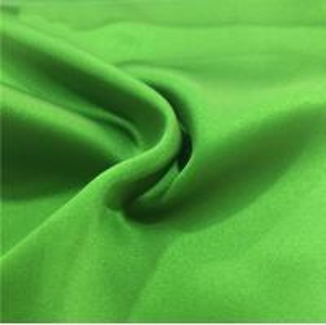 Matte Satin Chiffon Fabric Silk - Like Smooth For Fashion Garments / Decorations Manufactures
