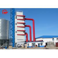 Stable Massive Drying Batch Grain Dryers , 100T / D Grain Bin Drying Systems Manufactures
