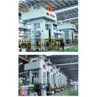 Closed Type Automatic Metal Stamping Machine , Single Point Hydraulic Press Machine Manufactures