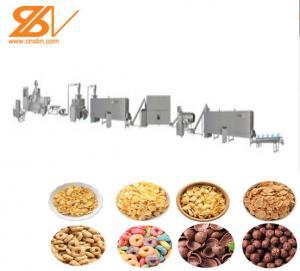 Multifunctional Corn Flakes Manufacturing Machine Breakfast Cereals Machine Manufactures