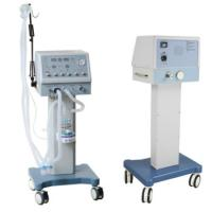 China Hospital Portable Respiratory Machine / Portable Respiratory Ventilator Ce Iso Approved on sale