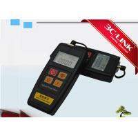 China Pocket mini Optical Power Meter Fiber Optic Tester For Test Lab Of Optical Fibers on sale