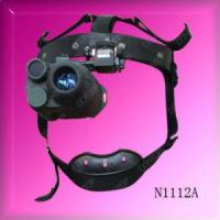 Professional Night Vision Scope/ Light Weight Tactical Night Vision Goggle with Headgear (N1112A) Manufactures