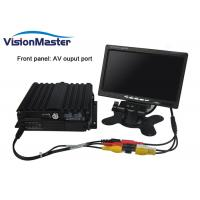 Fuel Tank Monitoring GPS Mobile DVR With 1080P IP Camera 2 Channels Outputs Manufactures