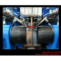 Automatic H Beam Assembling Welding Straightening Line for H Beam Making Manufactures