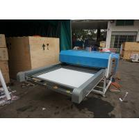 80 X 100cm Large Format Heat Press Machine Fully Automatic For Clothing Printing Manufactures
