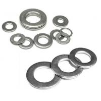 Custom Steel Flat Washers Ring S275Jr Roof Screw Washer Alloy Steel Material Manufactures